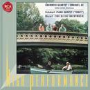 """Schubert: Piano Quintet (""""Trout""""); Mozart: Eine kleine Nachtmusik/Guarneri Quartet"""
