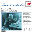 Schubert: Piano Trio No. 1 - Beethoven: Piano Trio No. 2/Pablo Casals