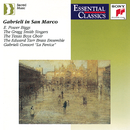 Gabrieli in San Marco - Music for a capella choirs and multiple choirs, brass & organ/E. Power Biggs, Gregg Smith Singers