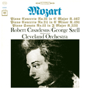 Mozart: Piano Concertos No. 21 in C Major K.467 & No. 24 in C Minor K.491; Piano Sonata No. 12 in F Major K.332 - Sony Classical Originals/Robert Casadesus