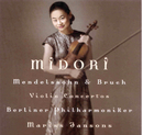 Mendelssohn & Bruch Violinkonzerte/五嶋みどり