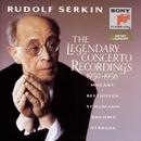 Rudolf Serkin: The Legendary Concerto Recordings (1950-1956)/Alexander Schneider, Eugene Ormandy, George Szell, Rudolf Serkin, Columbia Symphony Orchestra, The Philadelphia Orchestra