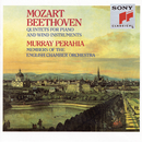 Mozart & Beethoven:  Quintets for Piano and Wind Instruments/Murray Perahia, Members of the English Chamber Orchestra
