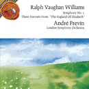 Vaughan Williams: Symphony Number 5/André Previn