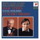 Brahms: Double Concerto - Berg: Chamber Concerto/Claudio Abbado