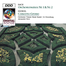 Bach: Suites BWV 1066 & 1067; Handel: Concerto Grosso Op. 6, No. 7/Alexander Titov