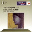Mozart: Requiem, K. 626;  Charpentier: Te Deum/Jean-Claude Malgoire