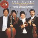 Beethoven: Middle Quartets Opp. 59, 74, 95/Tokyo String Quartet