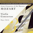 Mozart: Violin Concerti,  K. 216 & 219; Adagio and Fugue for Two Violins, Viola and Bass K. 546/Leo Korchin, Alexander Titov