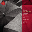 Strauss: Four Last Songs; Orchesterlieder; Rosenkavalier Suite: Classic Library Series/Christoph Eschenbach