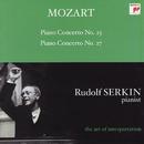 Mozart: Piano Concertos Nos. 23 & 27 [Rudolf Serkin - The Art of Interpretation]/Rudolf Serkin, Columbia Symphony Orchestra, Alexander Schneider