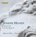 Haydn: Symphonies Nos. 50, 64, 65/Bruno Weil