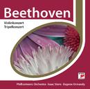 Beethoven: Violinkonzert+Tripelkonzert/Eugene Ormandy