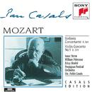 Mozart: Sinfonia Concertante, K. 364; Violin Concerto No. 5, K.219/Pablo Casals