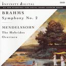 Brahms: Symphony No.2; Mendelssohn: Hebrides Overture/The Georgian Festival Orchestra, Novosibirsk Symphony Orchestra