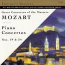 Mozart: Piano Concerti K. 459 & 491/Sergei Uruvayev, Alexander Titov, Paulina Osetinskaya, Samuel Litkov
