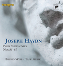 Haydn: Paris Symphonies Nos. 85 - 87/Bruno Weil