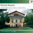 Richard Wagner: Orchestral Music from Tannhäuser, Parsifal, Rienzi - Sony Classical Masters/Zubin Mehta