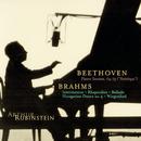 Rubinstein Collection, Vol. 10: Beethoven: Pathétique Sonata; Brahms: Intermezzos, Rhapsodies, etc./Arthur Rubinstein