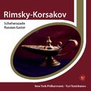Rimsky-Korsakoff: Scheherazade; Russian Easter/Yuri Temrikanov
