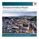 "Wolfgang Amadeus Mozart: Symphonies Nos. 35 ""Haffner"", 38 ""Prague"" & 39  - Sony Classical Masters/Rafael Kubelik"
