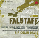 Verdi: Falstaff/Sir Colin Davis