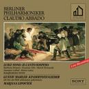 Nono: Il canto sospeso - Mahler: Kindertotenlieder & Ich bin der Welt abhanden gekommen/Claudio Abbado