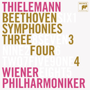 Beethoven: Symphonies Nos. 3 & 4/Christian Thielemann