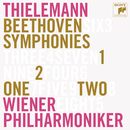 Beethoven: Symphonies Nos. 1 & 2/Christian Thielemann