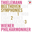 Beethoven: Symphonies Nos. 1, 2 & 3/Christian Thielemann