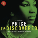 Leontyne Price - Carnegie Hall Recital Debut/Leontyne Price