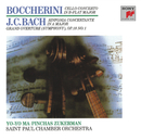 Boccherini: Cello Concerto; J.C. Bach: Sinfionia Concertante (Remastered)/Yo-Yo Ma
