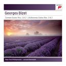 Bizet: Carmen Suites & L'Arlésienne Suites/Leonard Bernstein