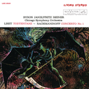 Liszt: Totentanz; Rachmaninoff: Concerto for Piano and Orchestra No. 1 in F-sharp minor op. 1/Byron Janis