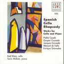 Spanish Cello Rhapsody/Emil Klein