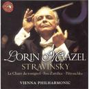 Igor Stravinsky: Pétrouchka, Le Chant du rossignol, Feu d'artifice,/Lorin Maazel