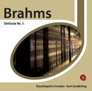 Brahms: Sinfonie Nr. 1/Kurt Sanderling