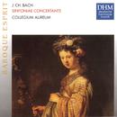 J.S. Bach: 3 Sinfonia Concertante/Collegium Aureum