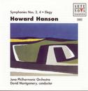 Hanson: Sym No.2/Sym No.4/Elegy/David Montgomery