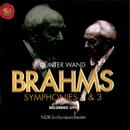 J. Brahms: Symphonies Nos. 2 & 3/Günter Wand