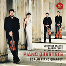 Brahms, Fauré & Schnittke: Piano Quartets/Berlin Piano Quartet