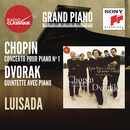Chopin: Concerto 1 / Dvorak: Quintette - Luisada/Jean-Marc Luisada
