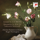 Mozart: Serenade K. 204 & Divertimento K. 247/Sir Roger Norrington