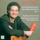 Mozart: Piano Concertos Vol. 1/Matthias Kirschnereit