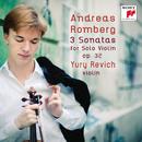 Études ou Sonates pour un Violon/Yury Revich
