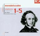 Mendelssohn: The 5 Symphonies/Kurt Masur
