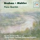 Brahms/Mahler: Piano Quartets/Pro Arte Quartet of Bucharest Philharmony Orchestra with George Enescu