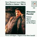 Musica A Lucca Vol. 2: Organ Works/Thomas Schmögner