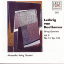 Beethoven: String Quartet No.15/Alexander String Quartet