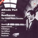 Best Beethoven-Sonatas: Mondschein/Appassionata/Waldstein/Pathétique.../Alfredo Perl